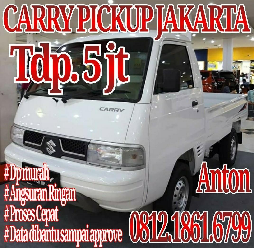 carry pickup jakarta
