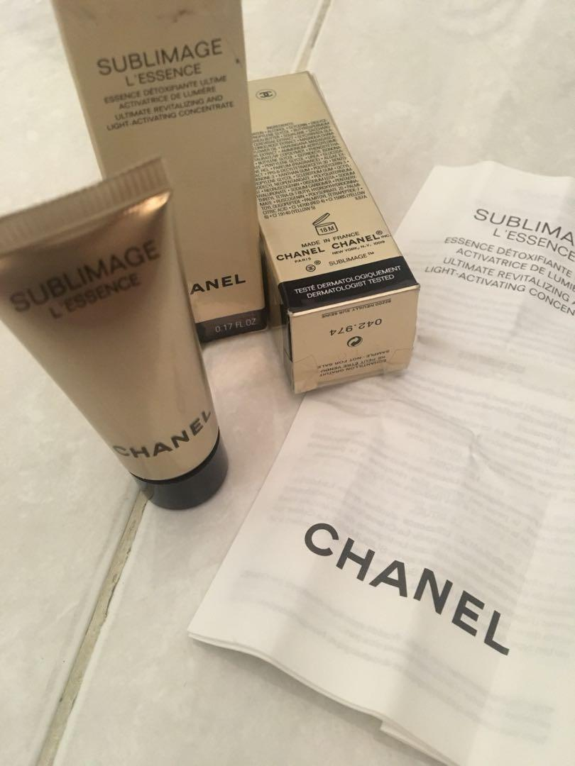 Chanel Sublimage L'Essence Ultimate