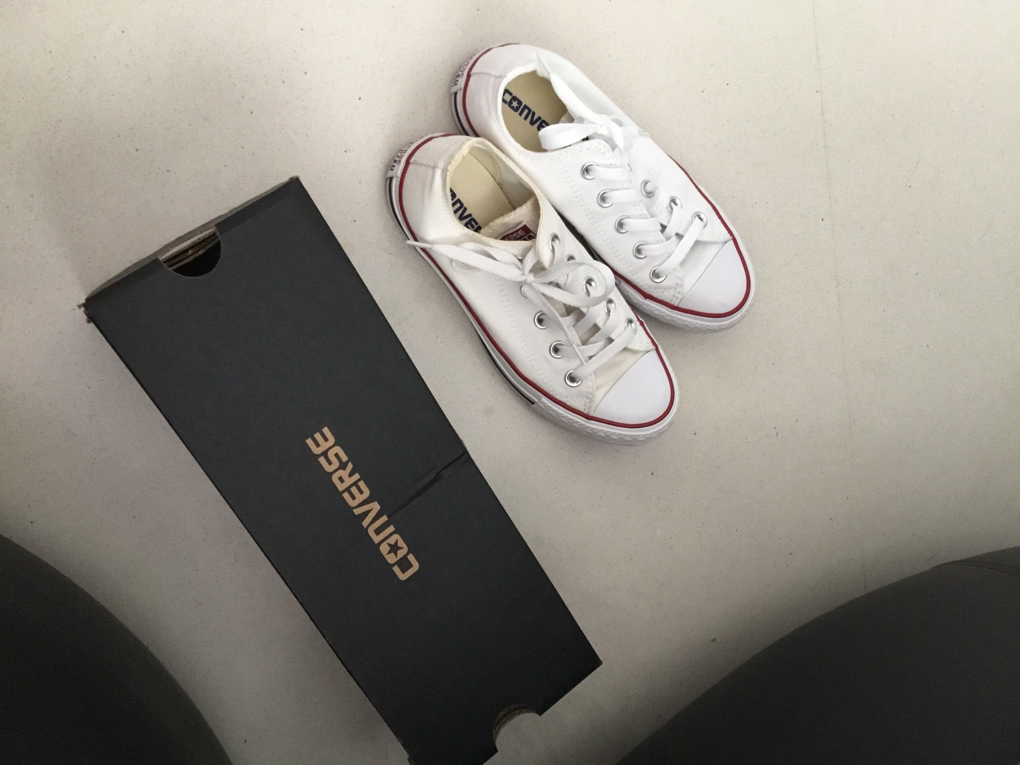 7760f6d8e248 Converse Chuck Taylor All Star White Shoes