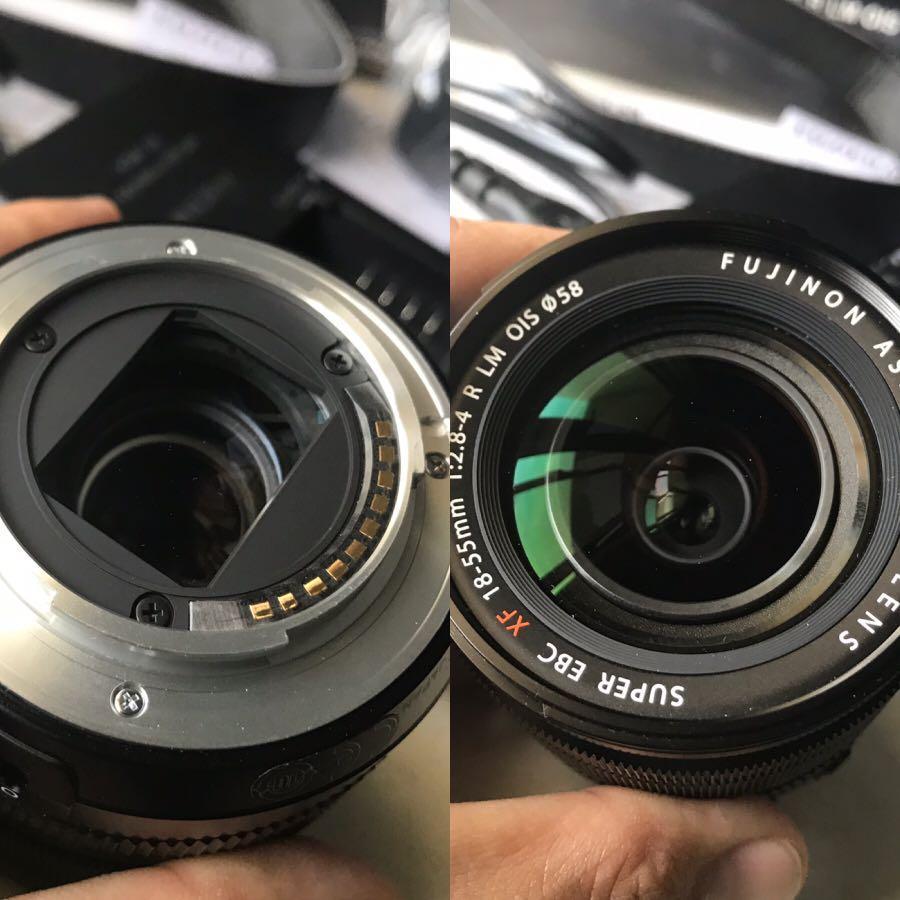 Fujifilm XE2 kit 18-55mm