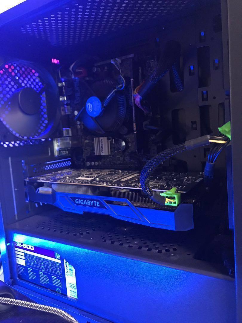 Gaming PC Gtx 1070 Coffeelake cpu(bundle)