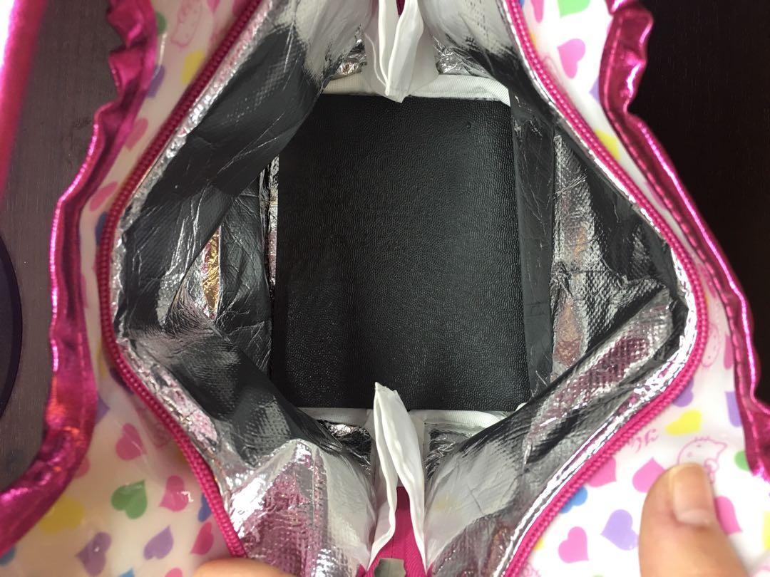 Hello Kitty 餐袋 防水提袋