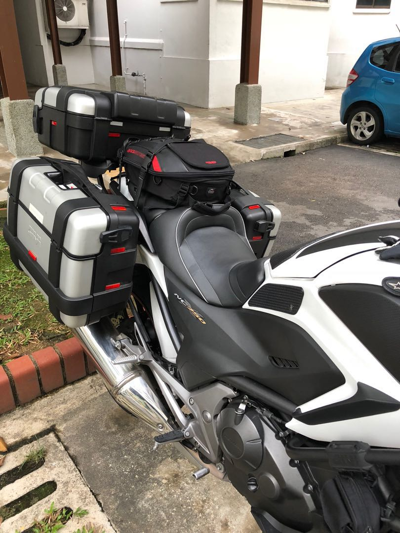 Honda Nc750x 2015 Motorbikes Motorbikes For Sale Class 2 On Carousell