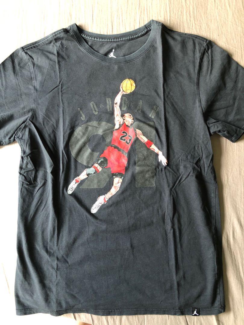 f2151095da1dc4 Jordan t shirt for man