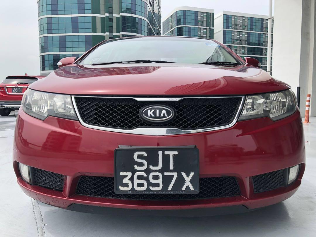 Kia Cerato for rent $320/week $1200/month H/p 98477878