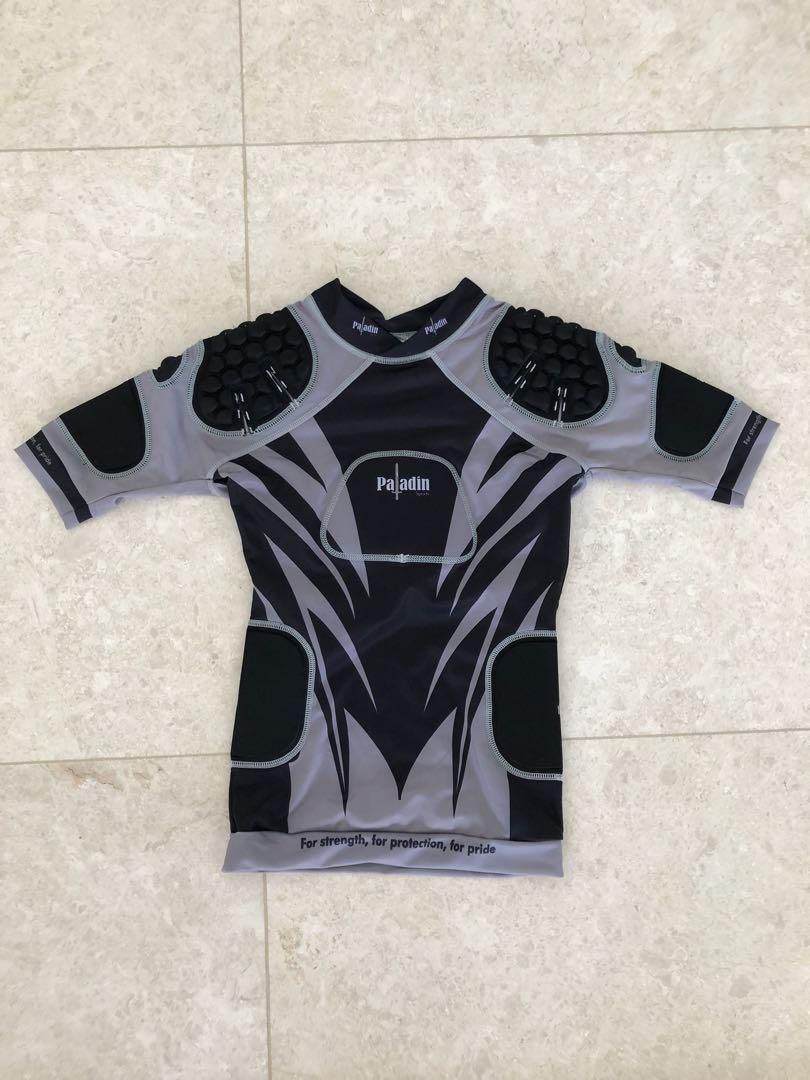 Kids body armour rugby footy NRL PALADIN SPORTS NEW