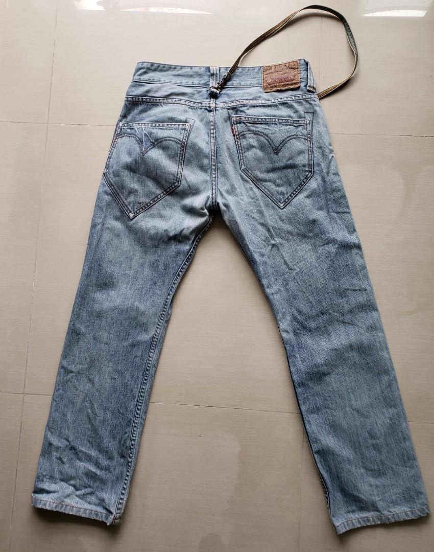 Levi 523 牛仔褲