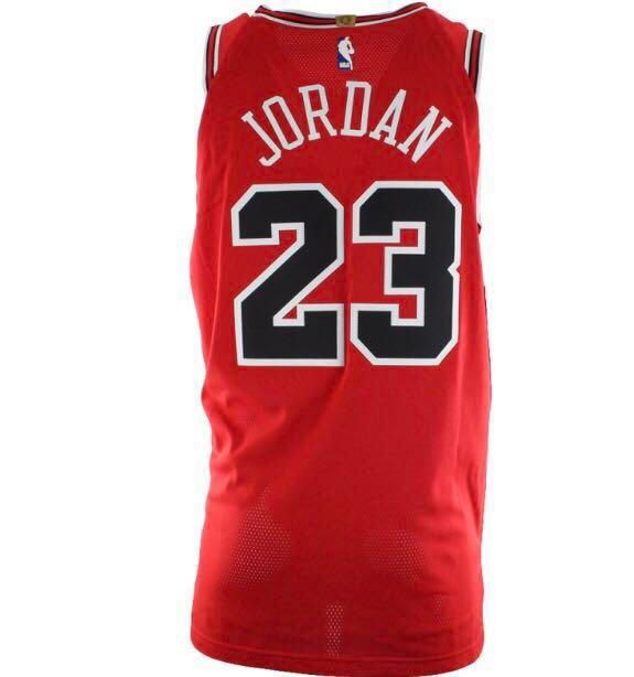 outlet store 7dba3 21352 Nike Michael Jordan Authentic Jersey (pre sale)