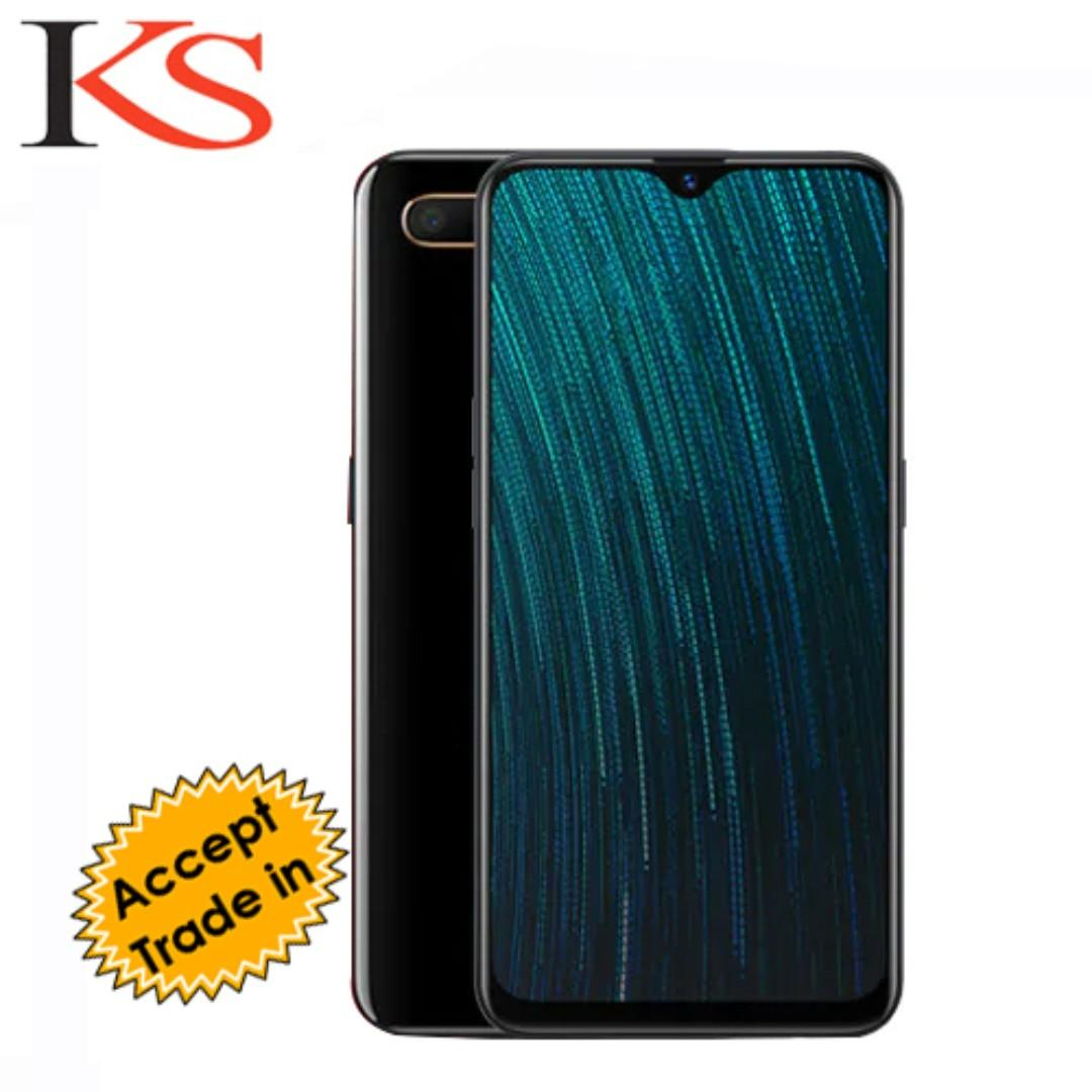 (Sold Out) Oppo AX5s 64GB/3GB (2 Years Oppo Warranty)