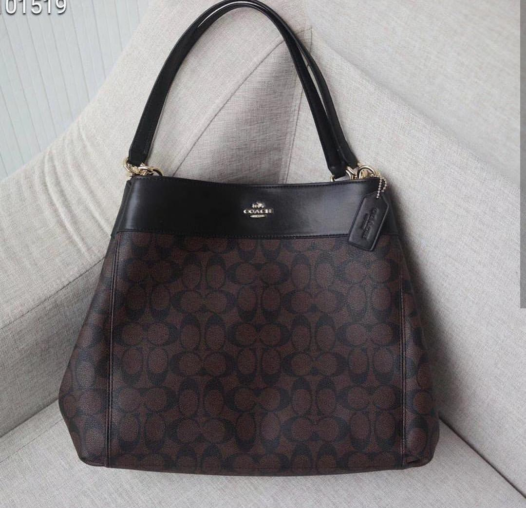 Original coach lexy shoulder bag