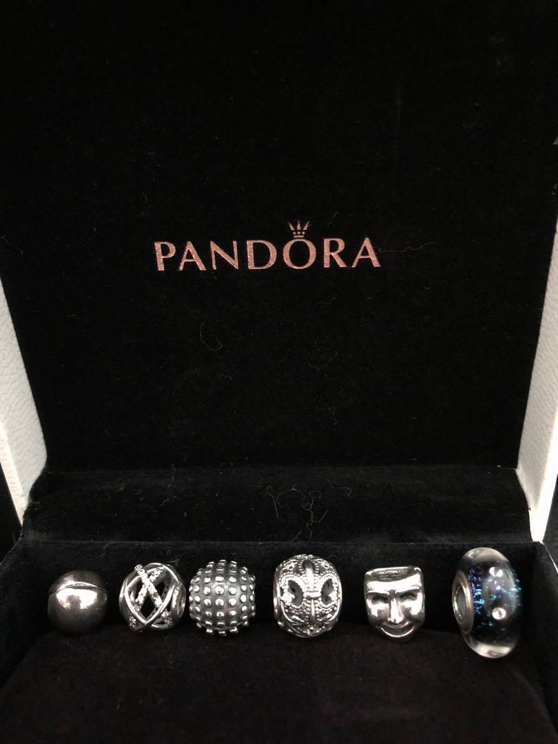 Pandora Bracelet And Charms Sale Luxury Accessories Others On Carousell