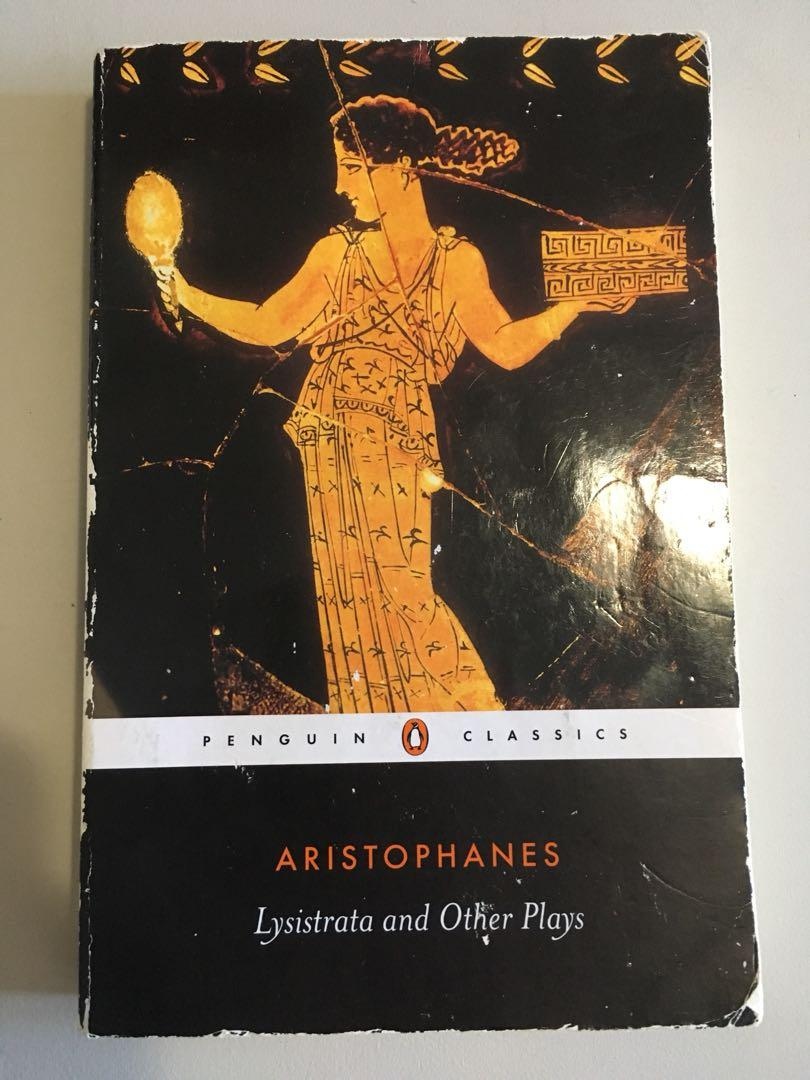 Penguin Classics Aristophanes Lysistrata and Other Plays