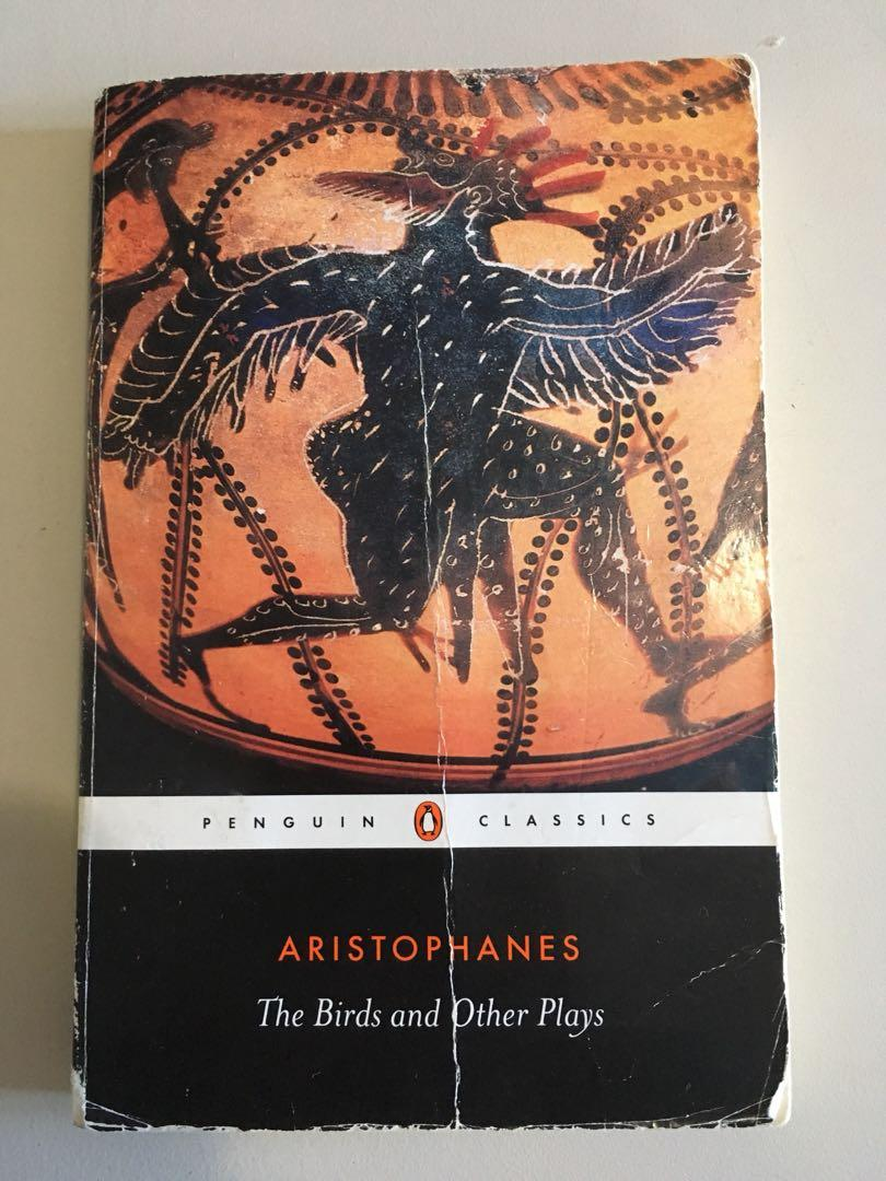 Penguin Classics Aristophanes The Birds and Other Plays