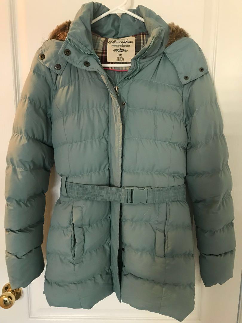 Primark Atmosphere women jacket / coat (size: EUR38)
