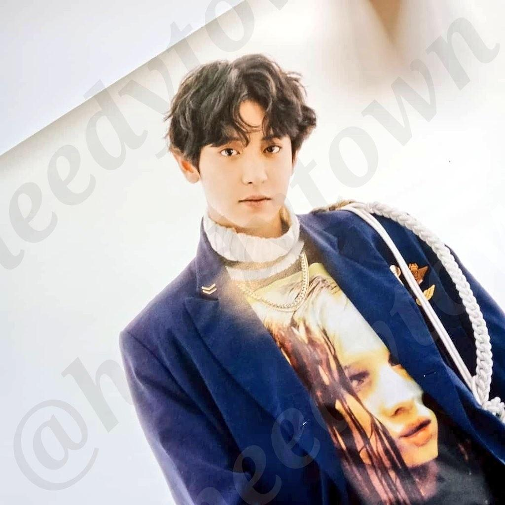 [READY STOCK] OFFICIAL EXO - DON'T MESS UP MY TEMPO (VIVACE Vers) CHANYEOL POSTER