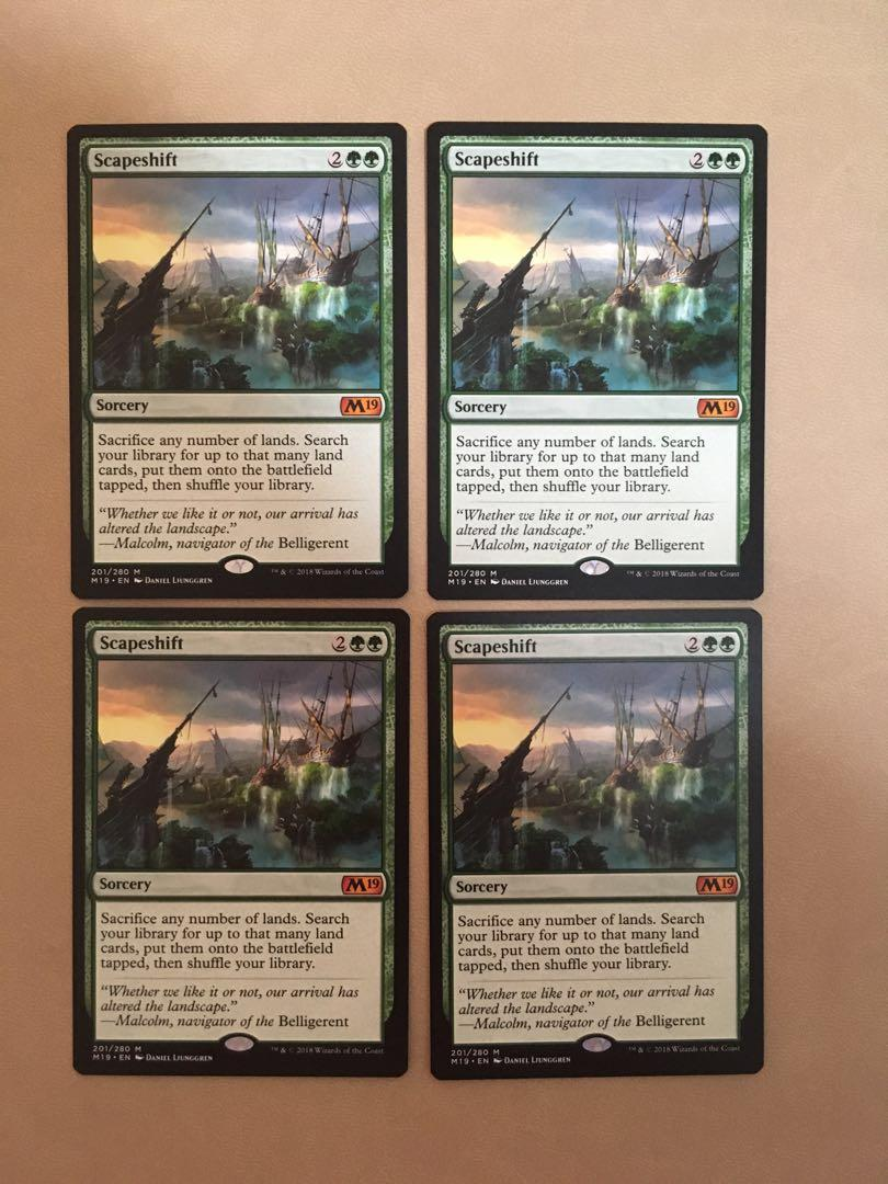 Scapeshift M19 Playset