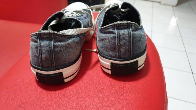 Sepatu Converse sz 41