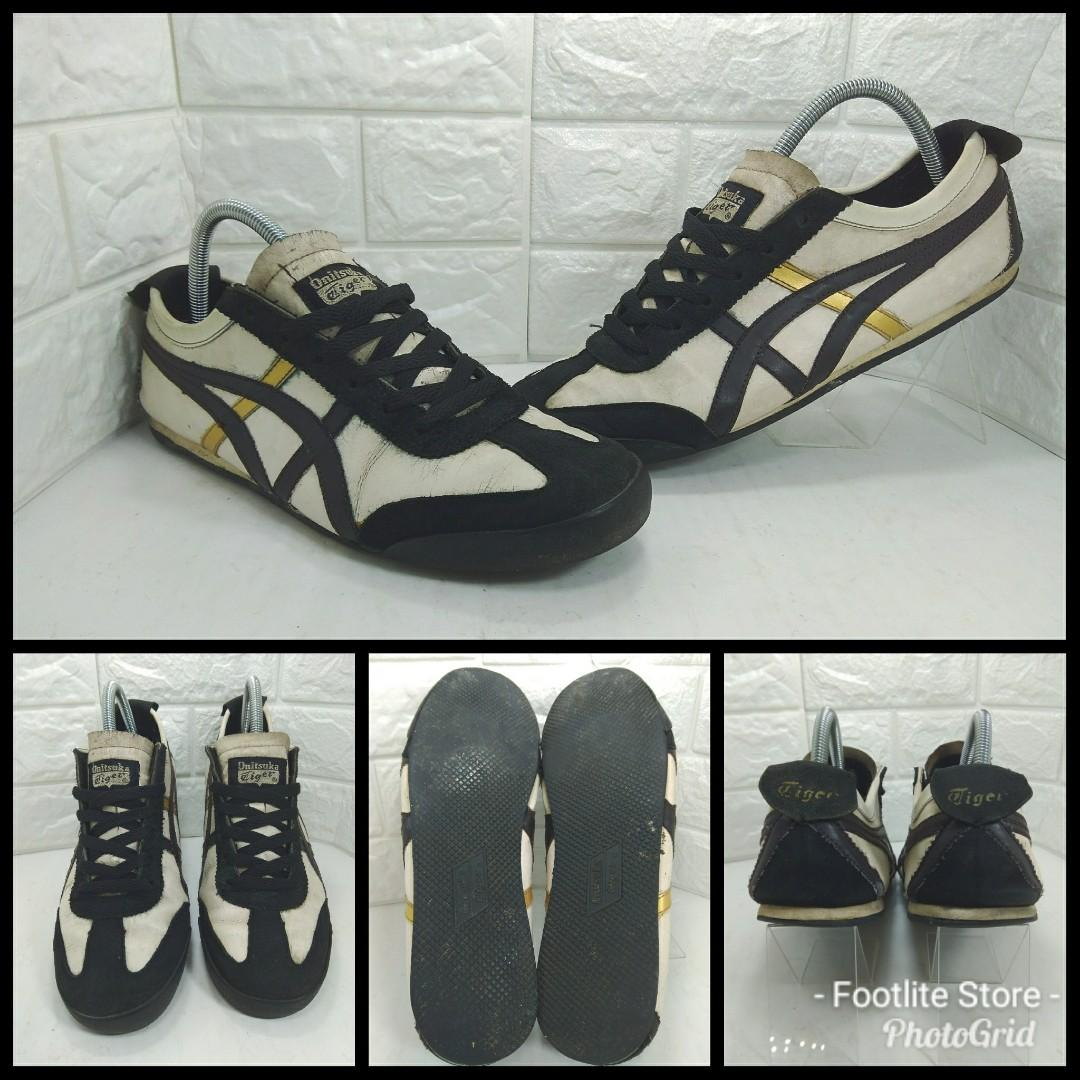 san francisco e33a4 0f230 Sepatu Second/Bekas Asics Onitsuka Tiger Mexico 66, Men's ...