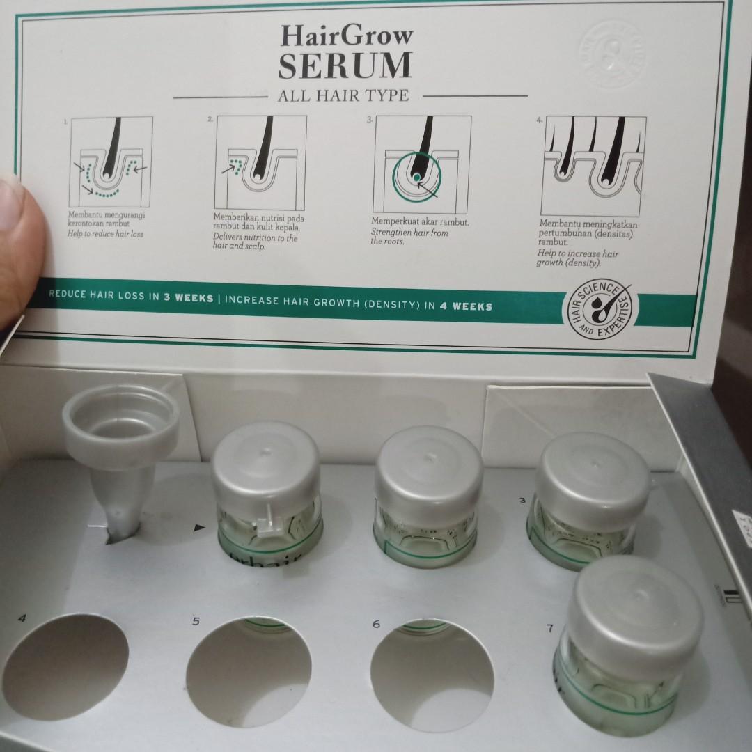 Shampoo Erha paket serum