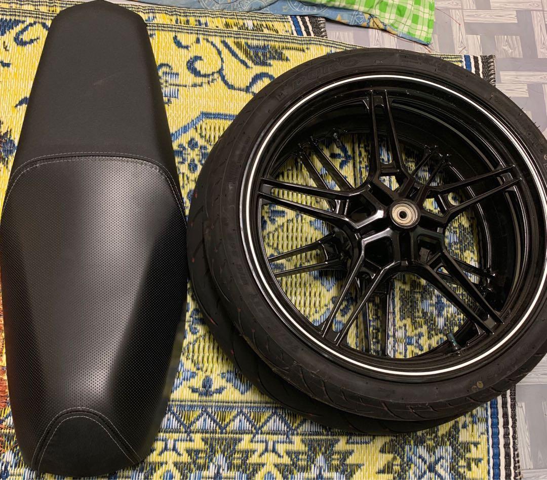 SPOTRIM Y15ZR standard with SEAT Y15zr standard