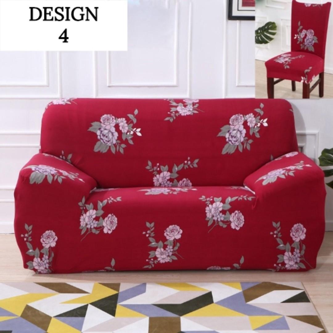 Design 4 Sofa Cover Furniture Home Decor Cushions Linen On