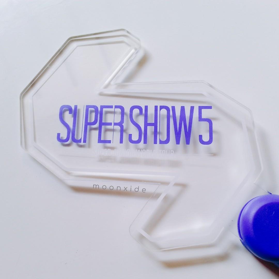 SUPER JUNIOR - SUPER SHOW 5 (SS5) OFFICIAL LIGHTSTICK