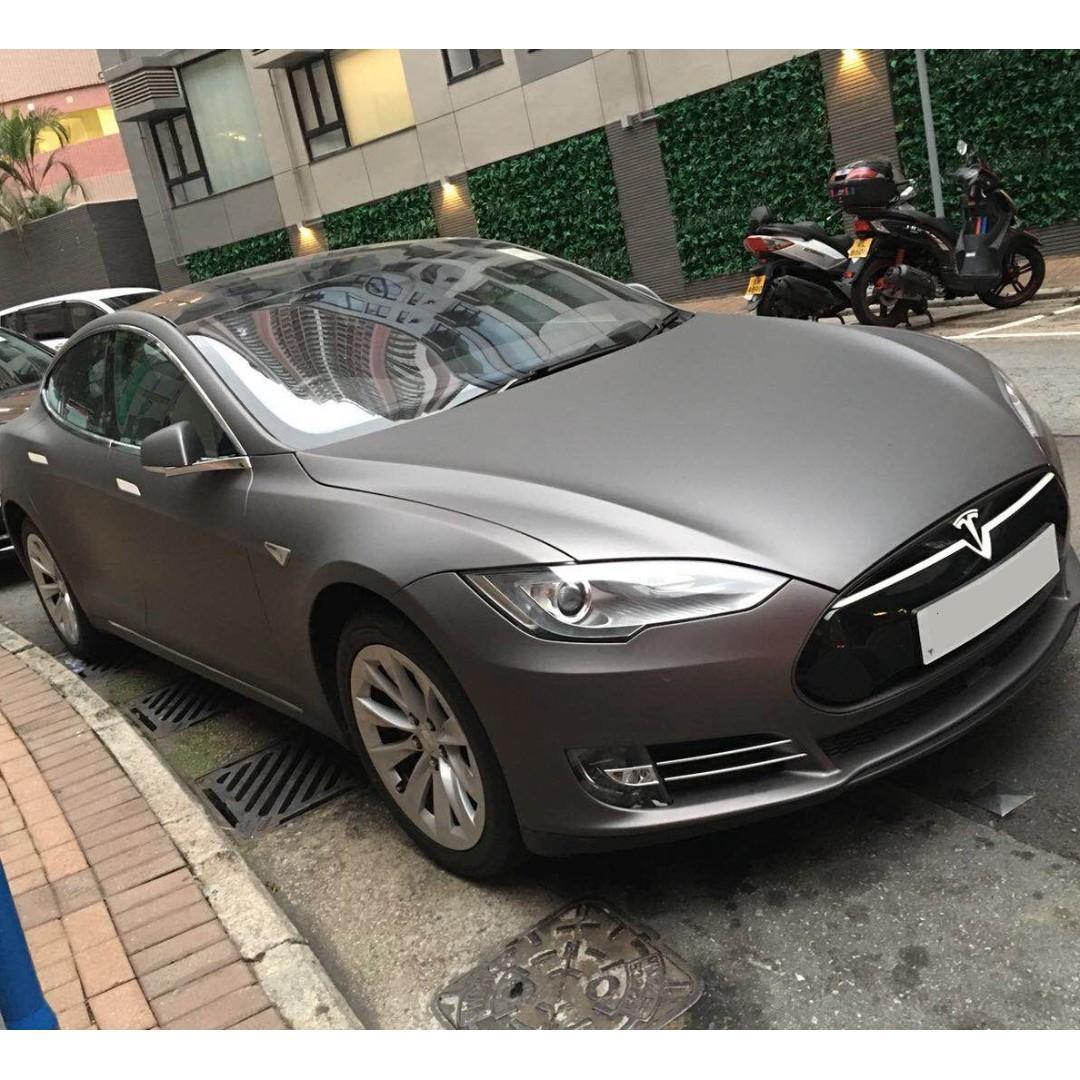 2016 Tesla Model S 90D (2261)