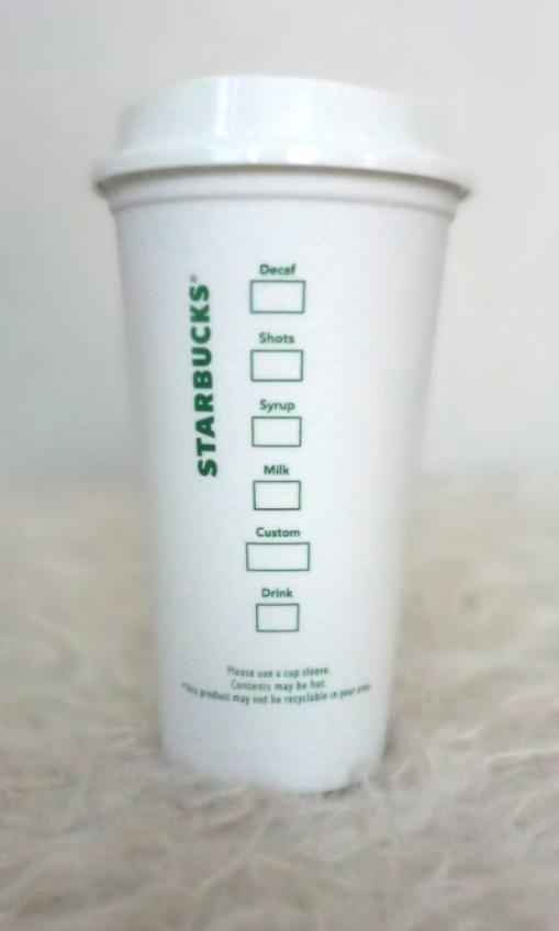 Tumbler Starbucks Original Reusable Cup Grande Size