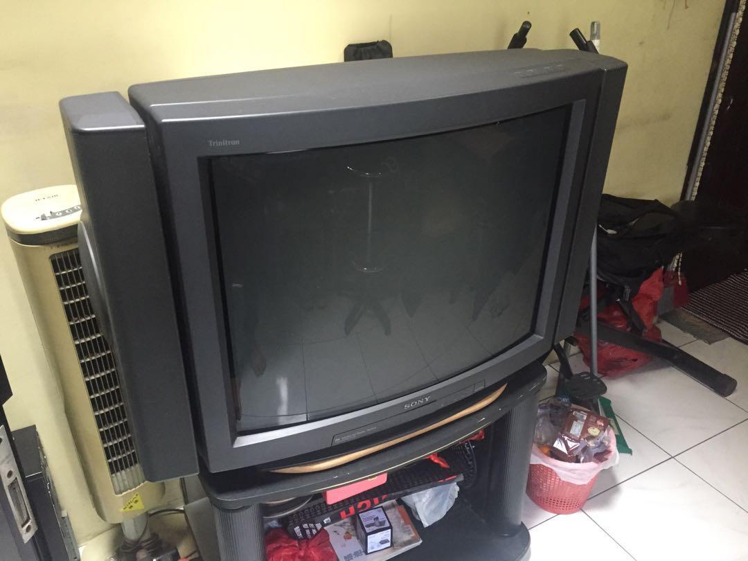 """TV CEMBUNG MULUS 29"""" MURAH"""