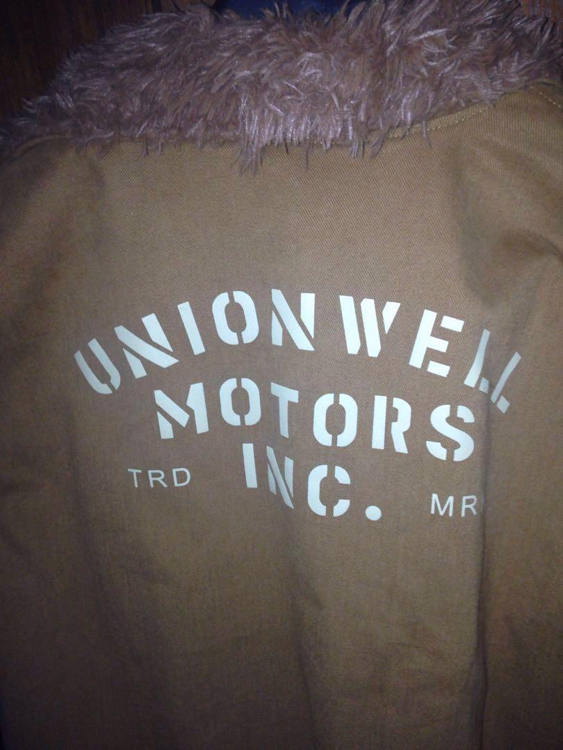 UNIONWELL STAFFORD JACKET (BROWN)