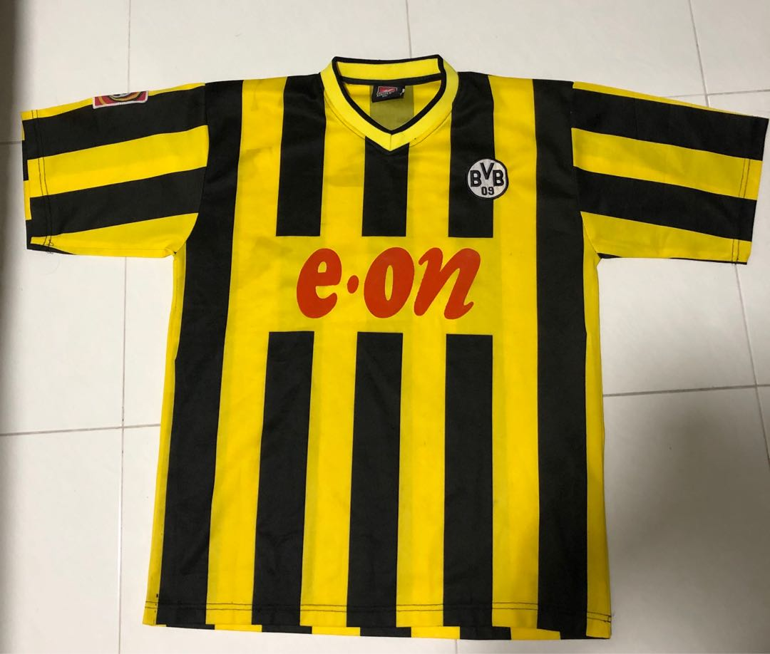 size 40 80c9d f0da0 Vintage Dortmund T Shirt