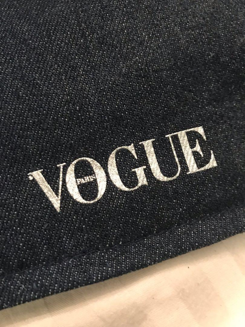 Vogue Paris Small Make up Bag (free with Sale Bag purchase)
