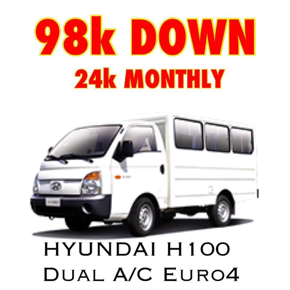 Wala ng Downpayment! Monthly na lang after 30 to 35 days of Release!