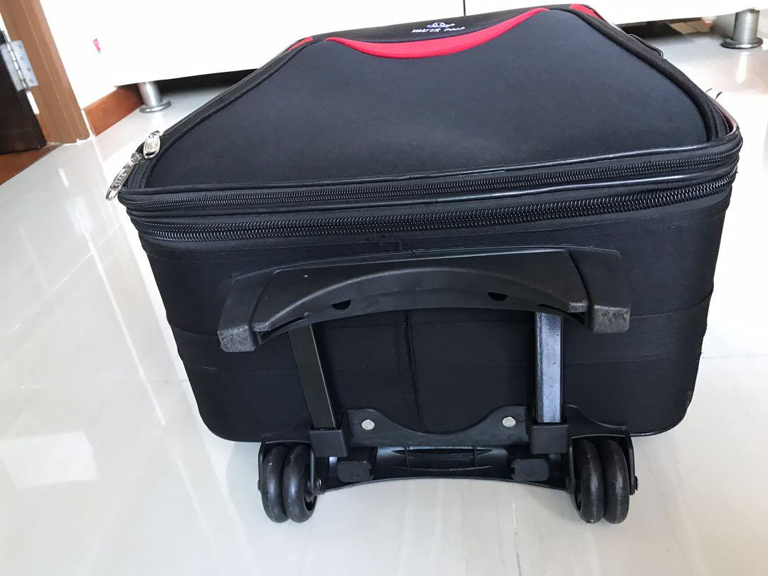 Water polo size 24 luggage in Red