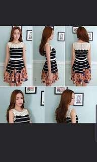 dress large chest 100cm length 89cm