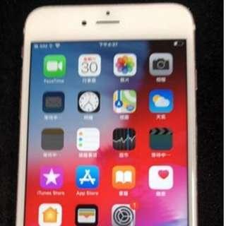 售iPhone 6S Plus 64GB 玫瑰金 不議價 rose gold is not bargaining