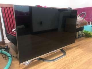 LG 50 inch Smart TV