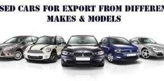 We Buy In All Kinds Of Vehicles @ Higher market Price Please ask for quote now