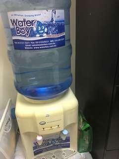 Water boy dispenser