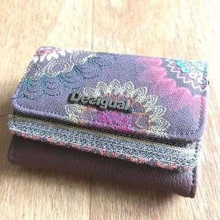 🚚 Desigual Two Level Wallet