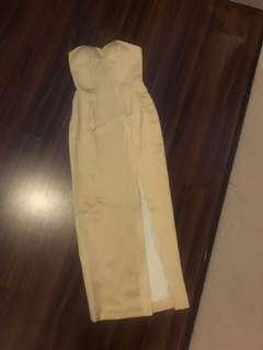 Long Torso Dress
