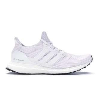 20be2fc591f3a  PREORDER  ADIDAS ULTRABOOST 4.0 TRIPLE WHITE
