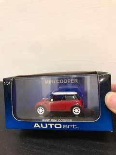 Mini Cooper汽車模型