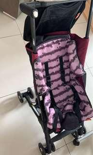Gb Pockit plus with two seats cover