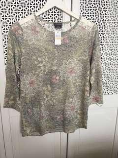 Woman Floral Top
