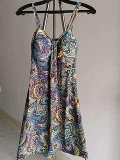 🚚 Printed Summer Dress