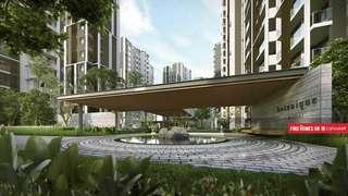 Condo within 1km from Maris Stella BOTANIQUE AT BARTLEY