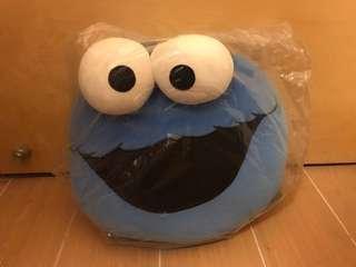Cookie Monster 咕𠱸 cushion