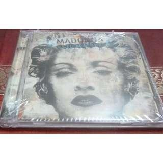 NEW Sealed Madonna cd