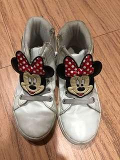 sepatu minnie mouse(hnm)